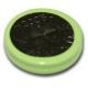 NiMH button cell battery 200 mAh - 1,2V - Evergreen