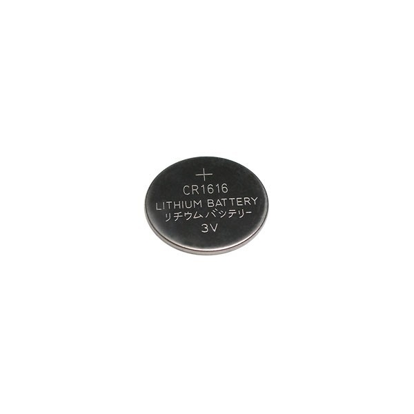Lithium button cell battery CR1616 - 3V