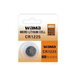Pile bouton lithium CR1225 - 3V