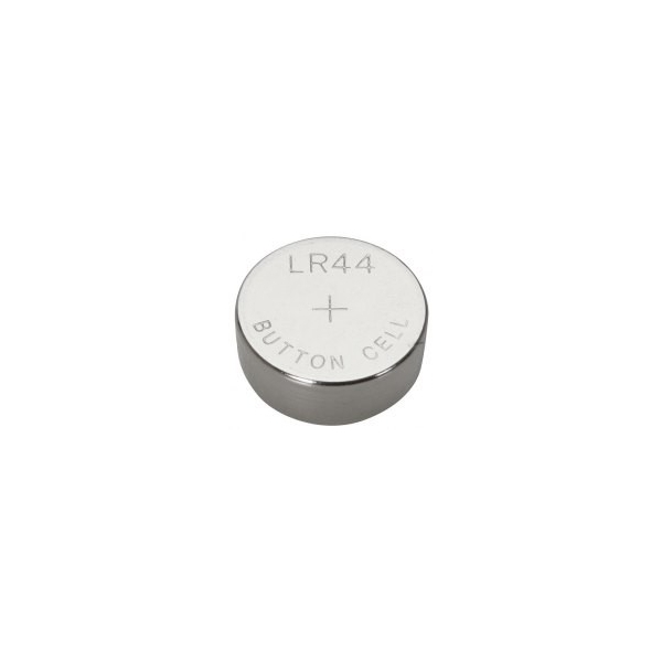 Alkaline button cell battery LR44 / A76 - 1,5V