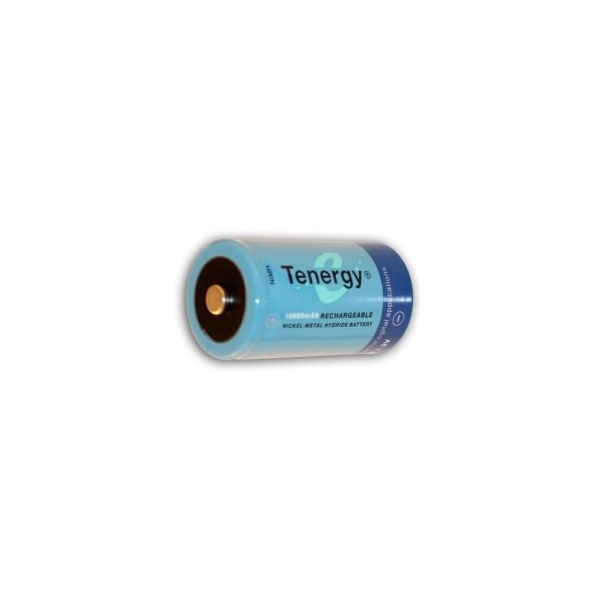 NiMH battery D 10000 mAh - 1,2V - Tenergy