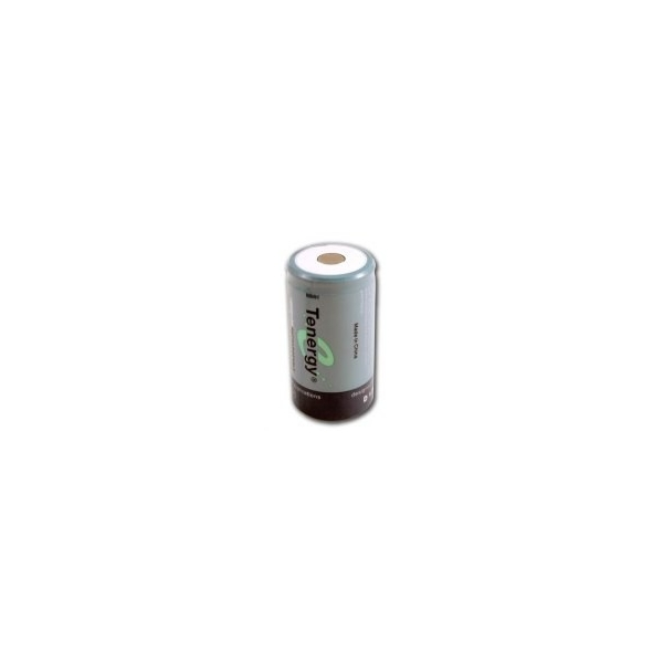 NiMH battery D 10000 mAh flat head - 1,2V - Tenergy