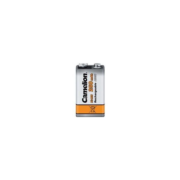 NiMH battery 9V 250 mAh - 9V - Tenergy