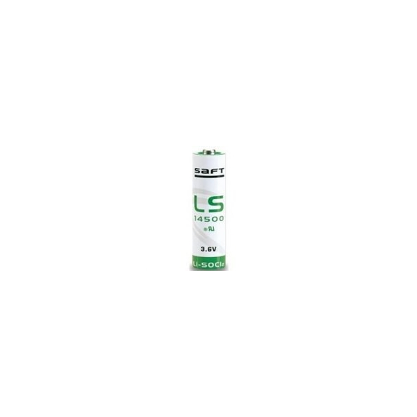 Lithium battery LS 14500 AA - 3,6V - Saft
