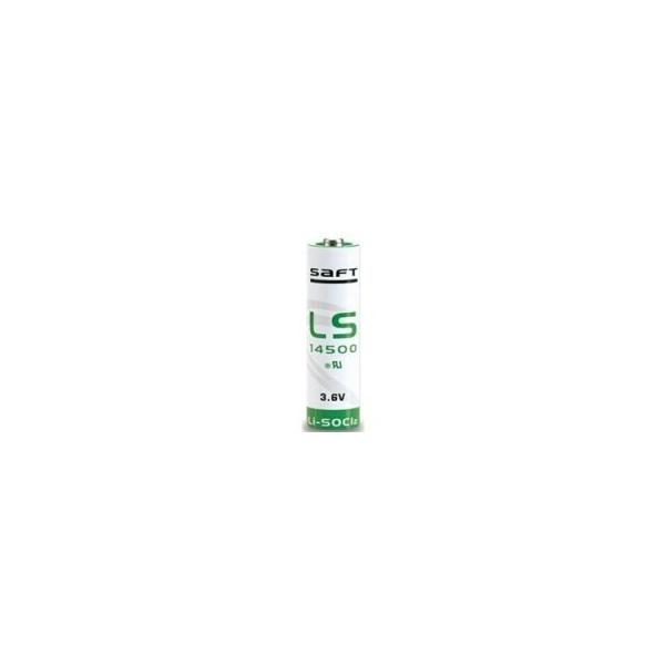 Lithium battery LS 14500 AA - 3,6V - Saft