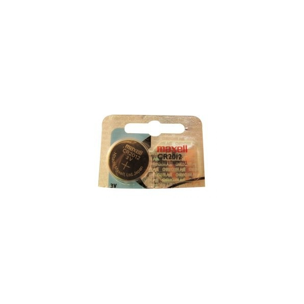 Lithium button cell battery CR2012 - 3V - Maxell