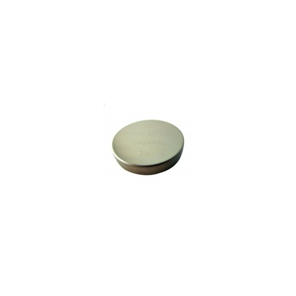 Lithium button cell battery CR2477 - 3V