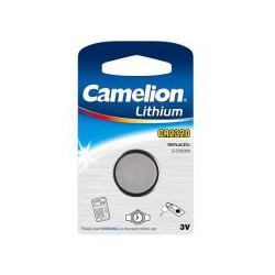 Lithium button cell battery CR2320 - 3V