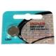 Button cell battery SR1116 / 365 - 1,55V - silver oxyde - Maxell