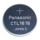 Genuine Panasonic Capacitor CTL1616 for Casio watches