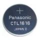 Genuine Panasonic Capacitor CTL1616 for Casio watches