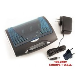 Universal LCD Charger NiMH NiCD AA, AAA, C, D, 9V - Tenergy V9688