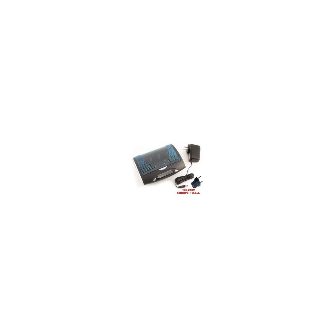 Universal LCD Charger NiMH NiCD AA, AAA, C, D, 9V