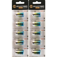 10 x Alkaline battery 4LR44 / 476A - 6V