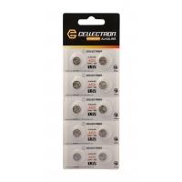 AG3 10 button cell battery AG3 / LR41 / 392 1,5V Cellectron
