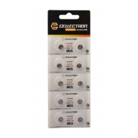 AG4 10 button cell battery AG4 / LR626 / 377 1,5V Cellectron