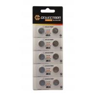 AG8 10 button cell battery AG8 / LR1120 / 391 1,5V Cellectron