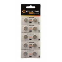 AG10 10 button cell battery AG10 / LR1130 / 389 1,5V Cellectron