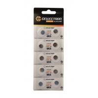 AG11 10 button cell battery AG11 / LR721 / 362 1,5V Cellectron