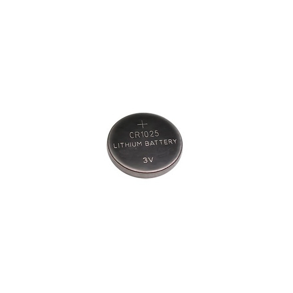 Lithium button cell battery CR1025 - 3V - Maxell