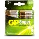 Alkaline battery 12 x AA / LR6 1.5 V - GP Battery