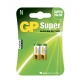 Alkaline battery 2 x N / LR01 SUPER - 1,5V - GP Battery