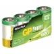 Alkaline battery 4 x D / LR20 SUPER - 1,5V - GP Battery