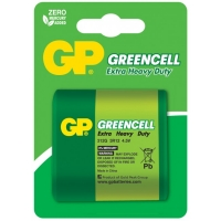 Extra heavy duty battery 1 X 3R12 - 4,5V - GREENCELL - GP Battery
