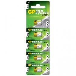 Alkaline battery 5 x 11A / MN11 - 6V - GP Battery