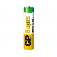 Alkaline battery 2 x AAA / LR03 SUPER - 1,5V - GP Battery