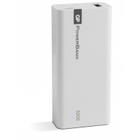 Powerbank Yolo 5200 mAh, 1C05A, white