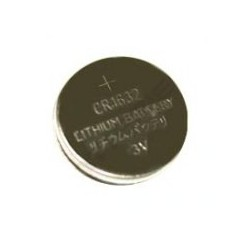Lithium button cell battery CR1632 - 3V