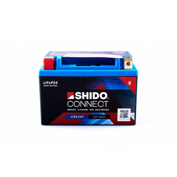 Battery Shido connect LTX9