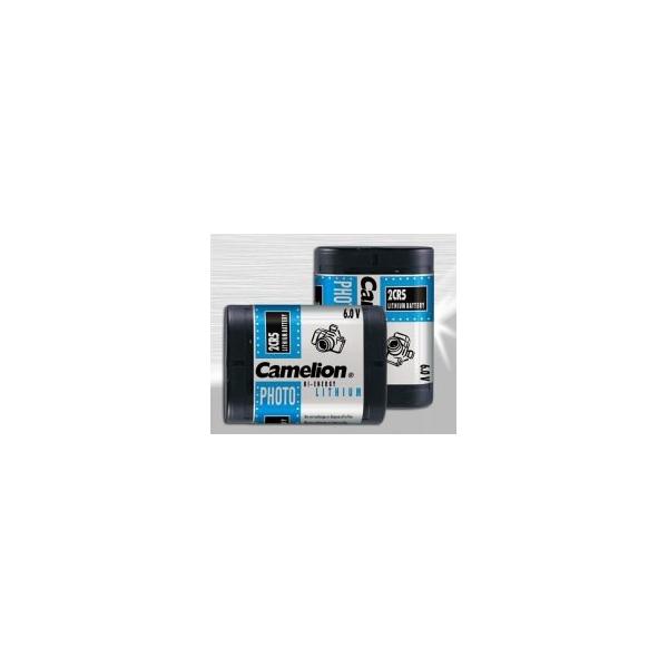 Lithium battery 2CR5 / 245 - 6V - Evergreen